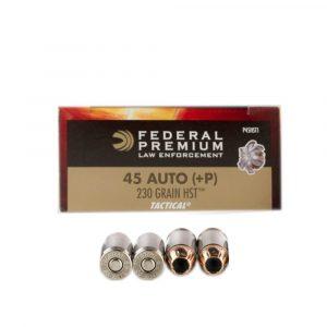 Bulk 45 ACP 230 gr JHP Federal P45HST1