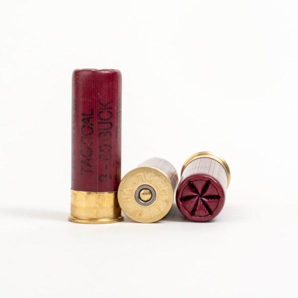 Federal LE133 00 12 Gauge 8 Pellet 00 Buck Rounds