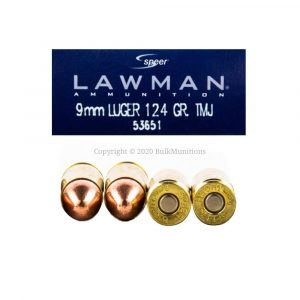 9MM-124-gr-TMJ-Speer-Lawman-Brass-
