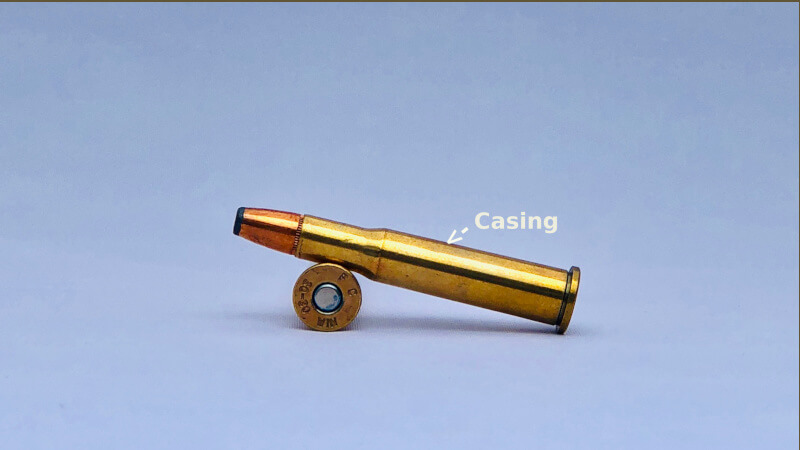 casing for 30-30 win ammo