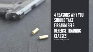 Self-Defense Gun Classes Banner