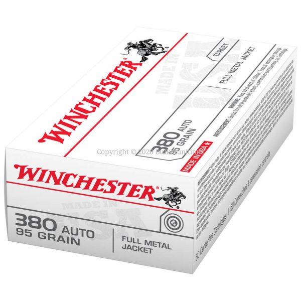 Winchester Q4206 380 ACP ammo