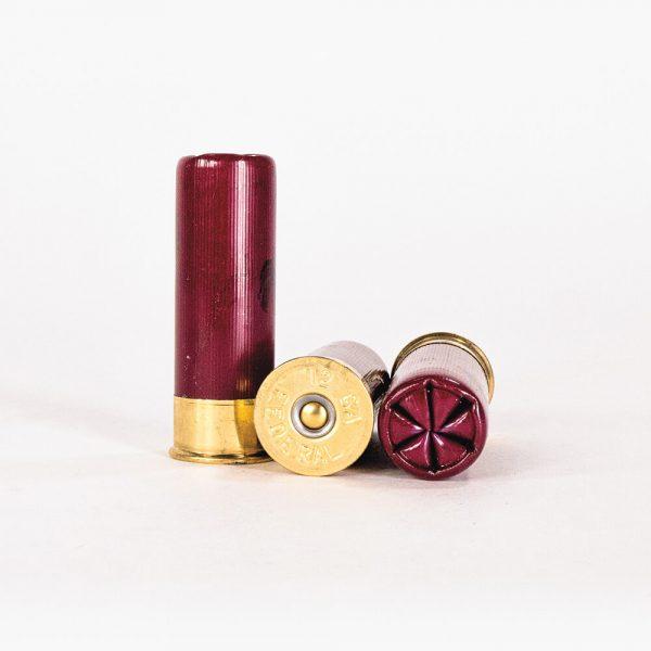 12 Gauge 00 Buckshot Federal Law Enforcement LE127 00 Ammo Rounds