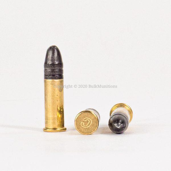 22 LR 40gr LRN CCI Quiet-22 960 Ammo Rounds