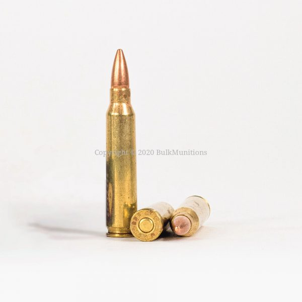 223 Rem 55 gr FMJ Federal American Eagle AE223J Ammo Rounds