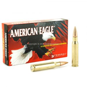 308 Win - Federal American Eagle AE308D Ammo