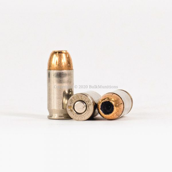 380 ACP 99gr HST JHP Federal Micro P380HST1S Ammo Rounds