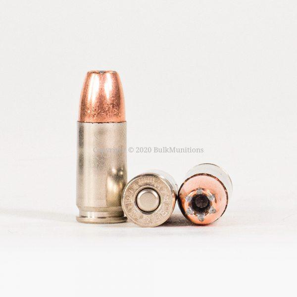 9mm 147gr JHP Speer Gold Dot 53619 Ammo Rounds