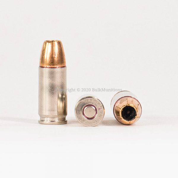 9mm Luger 124gr JHP HST Federal Law Enforcement P9HST1 Ammo Rounds