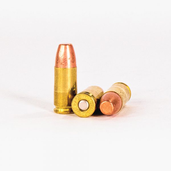 9mm Luger 147gr FMJ Blazer Brass 5203 Ammo Rounds