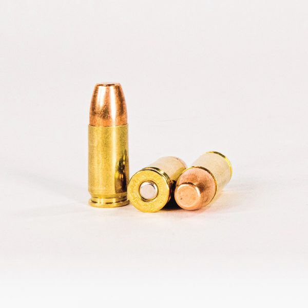 9mm Luger 147gr FMJ Federal American Eagle AE9FP Ammo Rounds