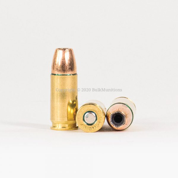 9mm Luger 147gr JHP Federal White Box 9MS Ammo Rounds