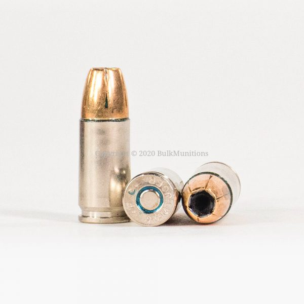9mm Luger 147gr JHP HST Federal Law Enforcement P9HST2 Ammo Rounds