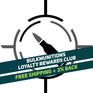 BulkMunitions Loyalty Rewards Club