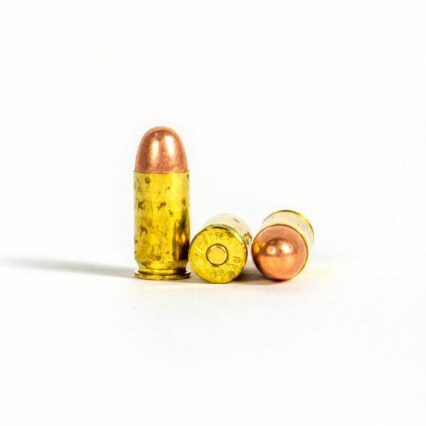 CCI Blazer Brass 5230 45 ACP 230 Grain FMJ Rounds