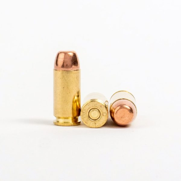 PMC 40D 40 Smith & Wesson 165 Grain FMJ Rounds