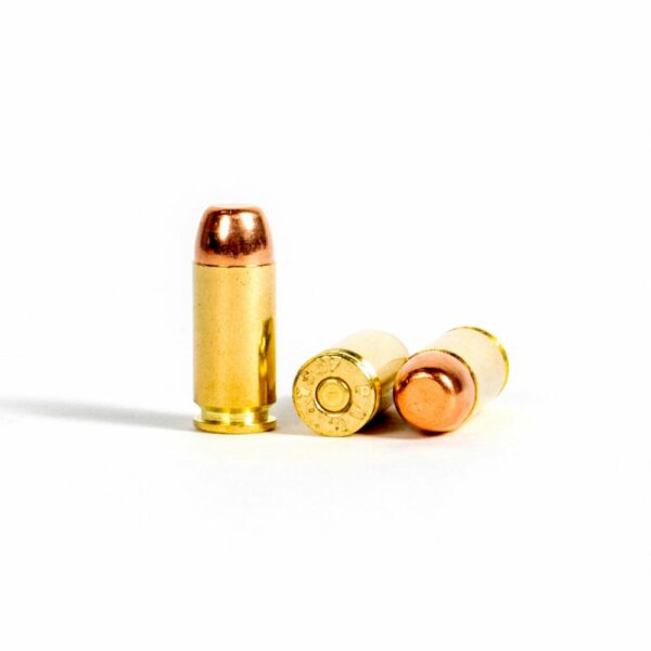 PMC 40E 40 SW 180 Grain FMJ Rounds