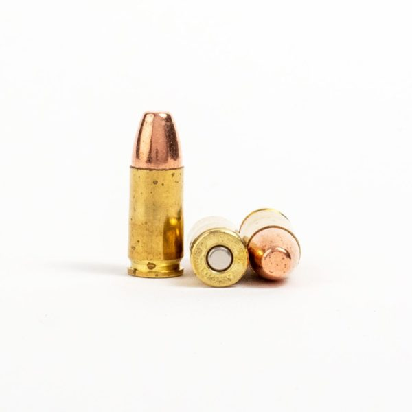 Speer 53620 9mm Luger 147 Grain TMJ Rounds