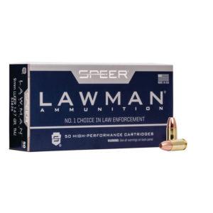 Speer Lawman 9mm Luger 147 gr TMJ 53620 Ammo In Bulk
