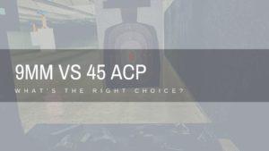 9mm vs 45 gun comparison guide