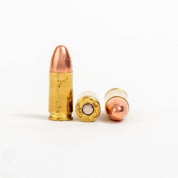 CCI 95000 9mm Luger 115 Grain FMJ Rounds