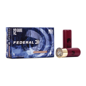 Federal 12 gauge 000 buck F127000 ammo