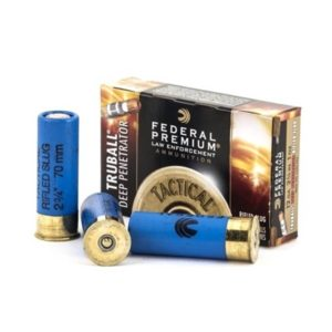 Federal 12 Ga 1oz 2 3/4 TruBall Deep Penetrator (LEB127DPRS) 250 Rounds