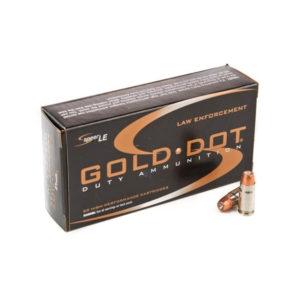 Speer Gold Dot 357 SIG Ammo in Bulk - 125gr JHP GD 53972