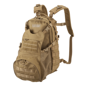 Cyane Dynamic Backpack - Coyote Tan - Blackhawk (60CD00CT) Front 1