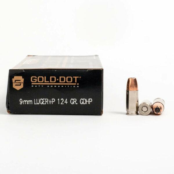 Speer 9mm JH GD x53617xx Box