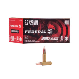 Federal 5-7x28mm Ammo For Sale - AE5728A