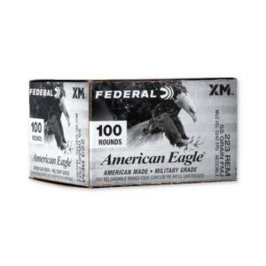 Federal AE223BLX 223 Ammo In Bulk