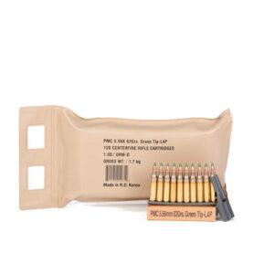 PMC 556K-BP Battle Pack Ammo