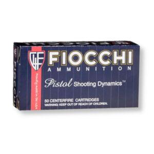 9mm - 124 gr FMJ - Fiocchi (9APB) - 1000 Rounds